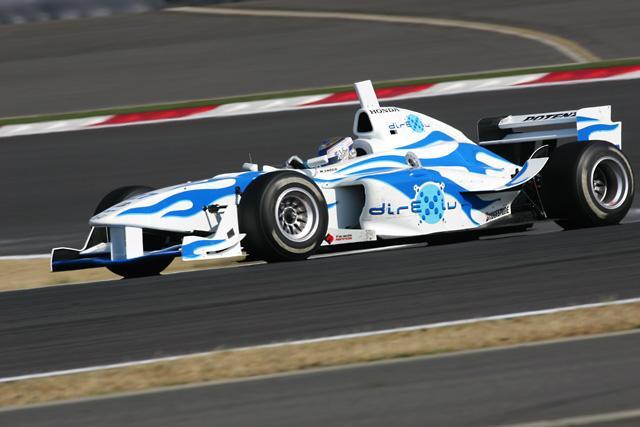 ロン・デニス、ディレクシブの2008年F1エントリーを認める: INSPIRE